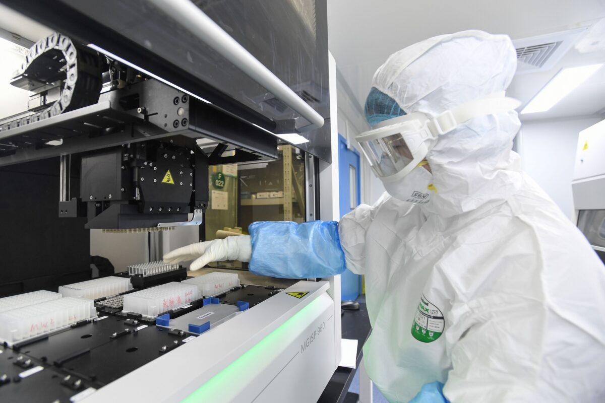 【名家專欄】中共病毒是中共的細菌戰武器?