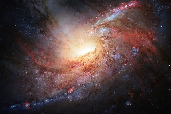 新宇宙模型無需暗物質並「與現實很接近」