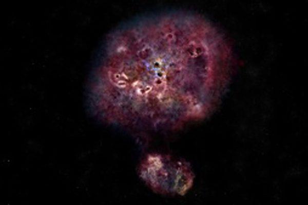 """百亿年前""""怪物""""星系神秘骤亡 科学家不解"""