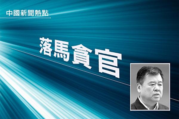 中共河南省政府前黨組成員、副省長徐光被逮捕,因涉嫌受賄罪被起訴。(大紀元合成)