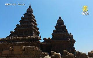 南亞大海嘯過後 印度冒出古石雕建築群