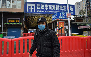 中共發言人賴美軍帶疫情到武漢 國際譁然