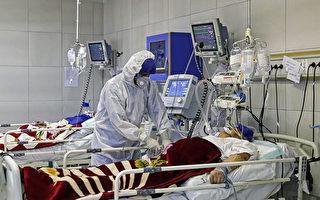 卫星图曝伊朗挖壕沟 为掩埋大量染疫死者?
