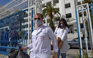 欧盟办公室首次发现中共肺炎病例