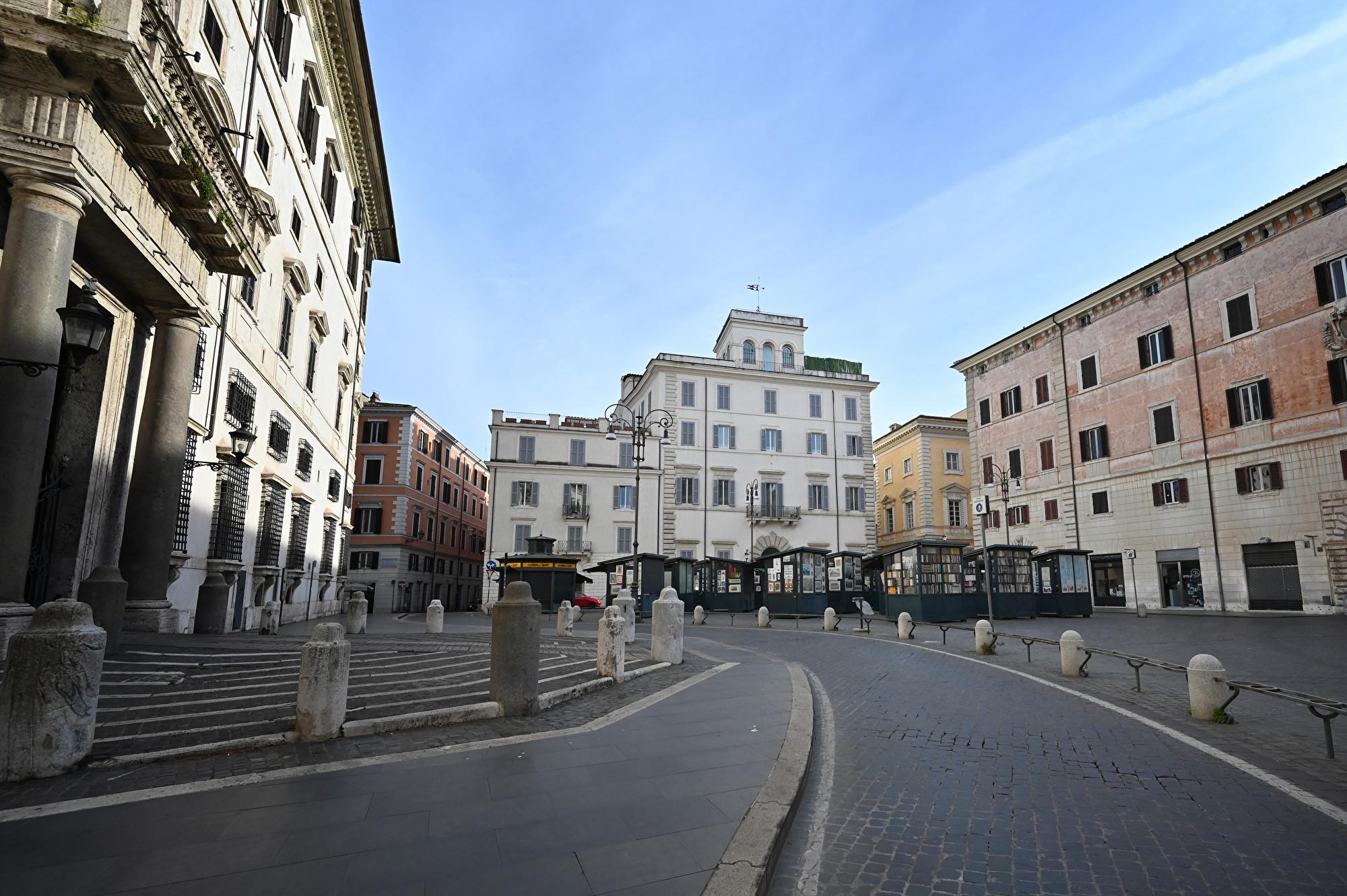 意大利中共肺炎確診數超1萬5 死亡破千