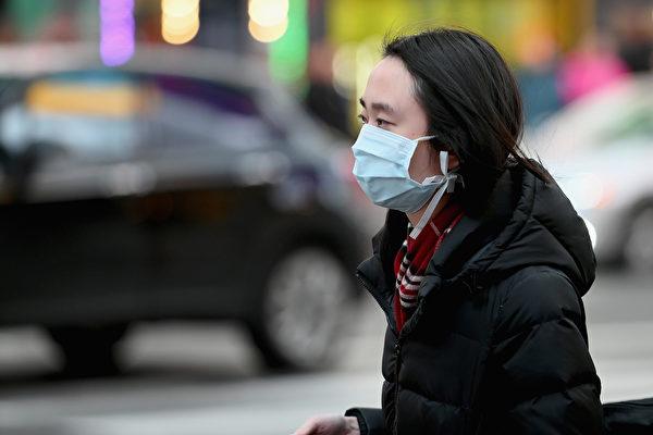 紐約州確診破萬 被列為疫情「重大災區」
