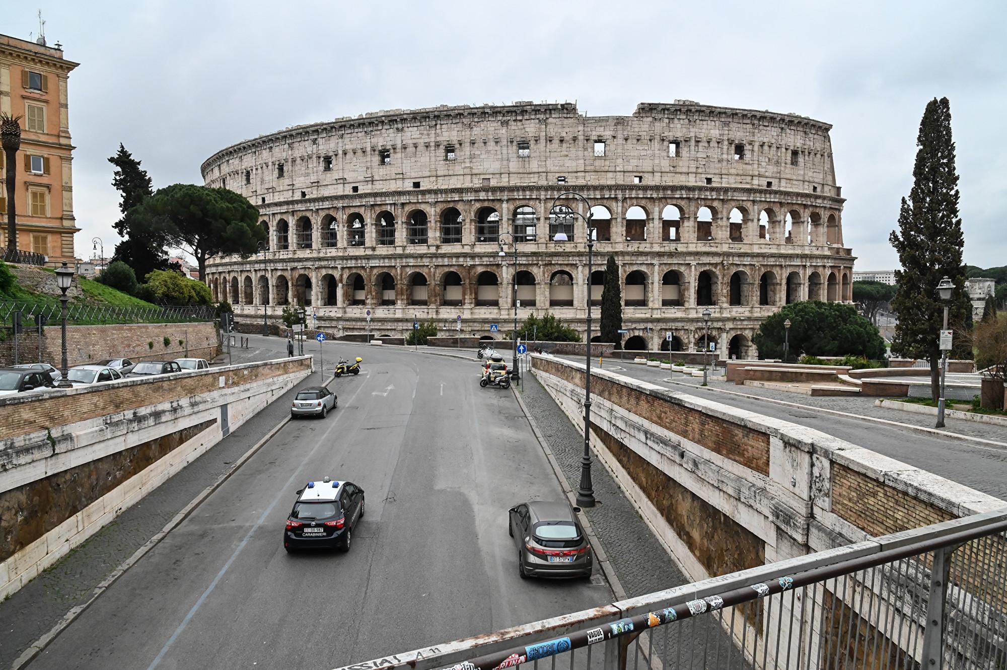 意大利中共肺炎確診超2萬 單日增2795例