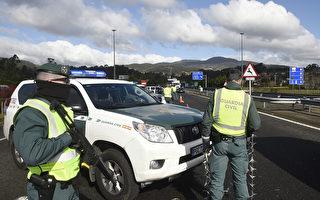西班牙新冠確診人數破萬 死亡數逼近500