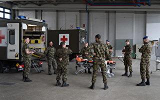瑞士中共病毒病例破1万 死亡161人