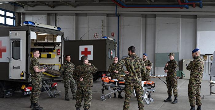 瑞士中共病毒病例破一萬 死亡161人