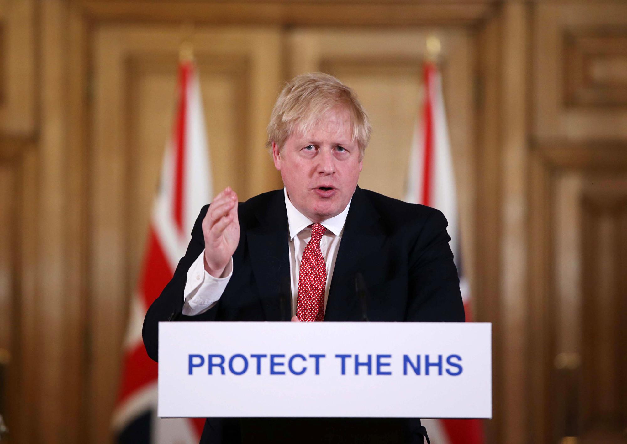 【瘟疫與中共】英首相進深切治療部帶來的深思
