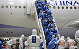 第2梯次武汉包机返台 361人一采全数阴性