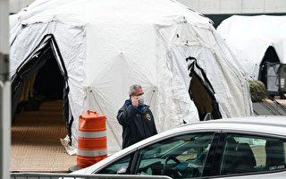 紐約艾姆赫斯特醫院一天13病人死於「中共病毒」