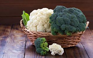 """防疫吃白、绿花椰菜 强化人体的""""第一道防线"""""""