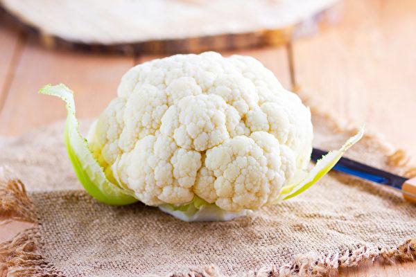 花椰菜的类黄酮,可预防上呼吸道感染、提升免疫力。(Shutterstock)
