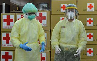 一線人員穿超熱防護衣 「為了台灣為了救人」
