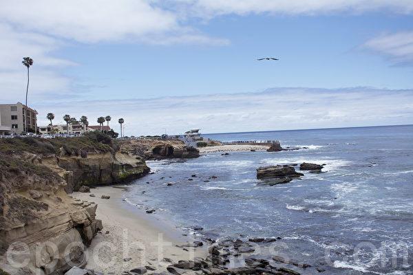加州聖地亞哥拉荷亞海灘