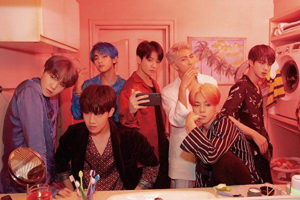 ARASHI岚与BTS登IFPI全球热销专辑Top10榜