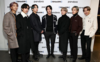 BTS摘告示牌Hot 100第4名 再刷新韓團紀錄