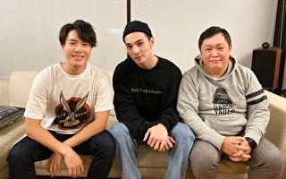 黄伟晋推全创作单曲 录音频卡关一度没信心