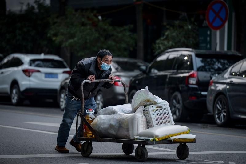 【一線採訪】封城陷絕境的市民:怎麼活