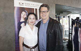 前舞蹈演員熱愛神韻 歎中國古典舞超美