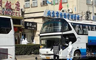 组图:入境北京者被送往隔离点观察14天