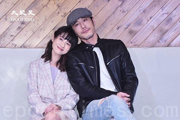 连俞涵与黄腾浩第二次合作 戏中感情生死与共