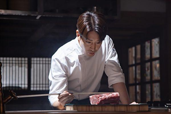 「神話」Eric扮主廚 劇中99%料理全自己做