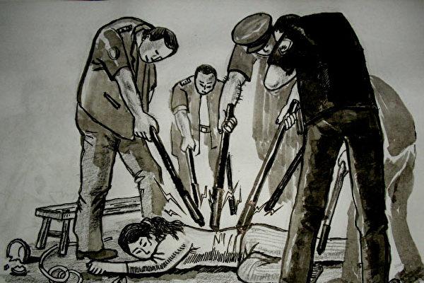 河北省女子勞教所 抹不掉的罪惡