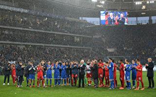 德甲第24輪,拜仁客場6:0大勝霍芬海姆