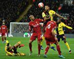 利物浦爆冷不敌保级队 英超18连胜被终结