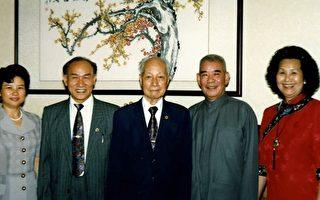 拥28个博士学位 推展传统舞蹈的黄埔名将何志浩