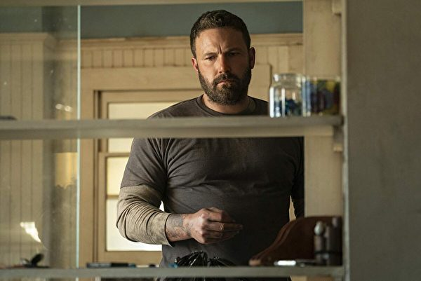 "Ben Affleck plays a recovering alcoholic in ""The Way Back."" (Warner Bros.)"
