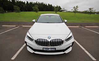 在澳洲试驾宝马2020款BMW 118i