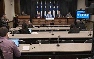 魁北克省長下令關閉購物中心學校至5月1日