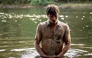 """Mike Burden (Garrett Hedlund) finds redemption in """"Burden."""" (Mark Hill/ 101 Studios)"""