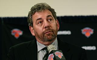 尼克斯老板染中共病毒 NBA累计15人确诊