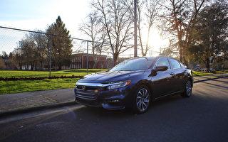 车评:串联与平行 2020 Honda Insight Hybrid