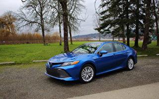 车评:舒适节能的结合 2020 Toyota Camry Hybrid XLE