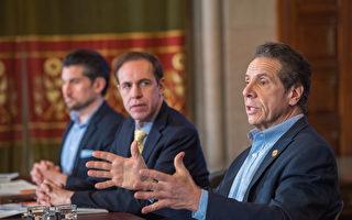 纽约66%新入院病患家中染疫 州长:震惊