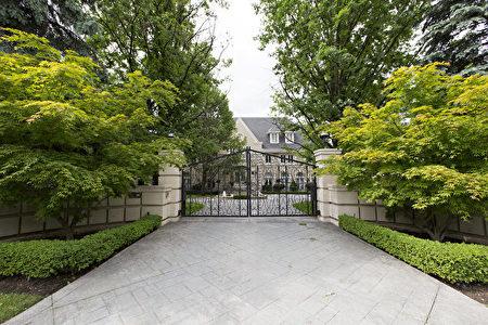 加拿大顶级豪宅叫价数千万元