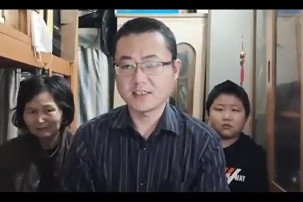 深圳律師一家走投無路 決心以死亡換公道
