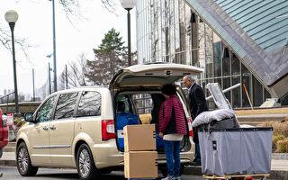 视频:哈佛MIT因疫情清空宿舍 学生无奈搬走