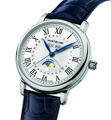 朴叙俊在剧中所使用的万宝龙明星传承系列腕表。