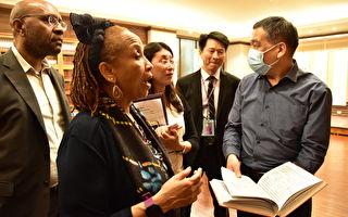 推動國際教育有成 貝里斯大使參訪明道大學
