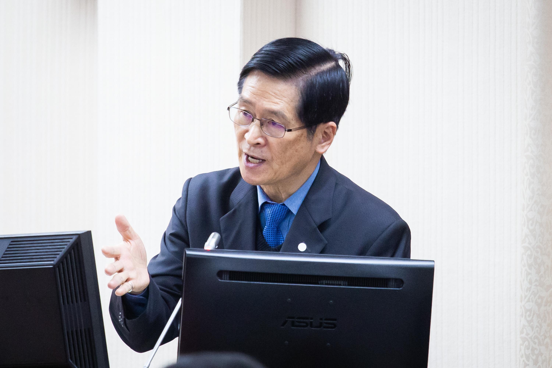 台國防部長:中共威脅比10年前增加許多