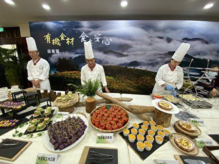 花莲拥有好山好水好环境的先天条件,花莲县政府推动有机农业有成。