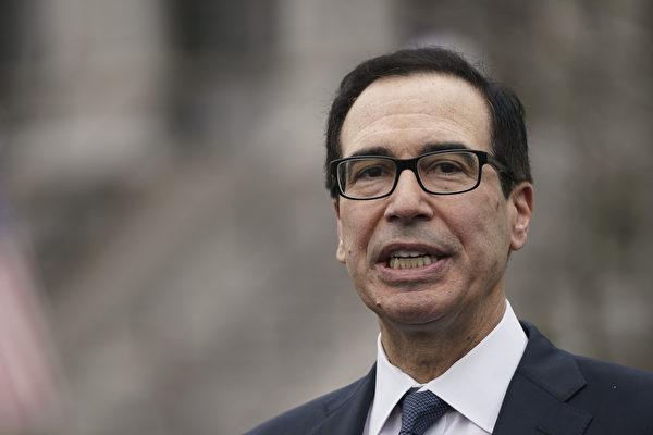 美失业率或达25% 财长预测下半年将复苏