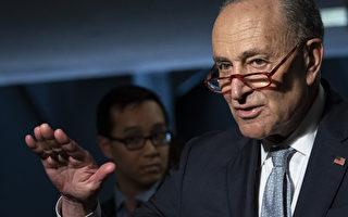 對抗中共影響 美參院民主黨推全面對華法案